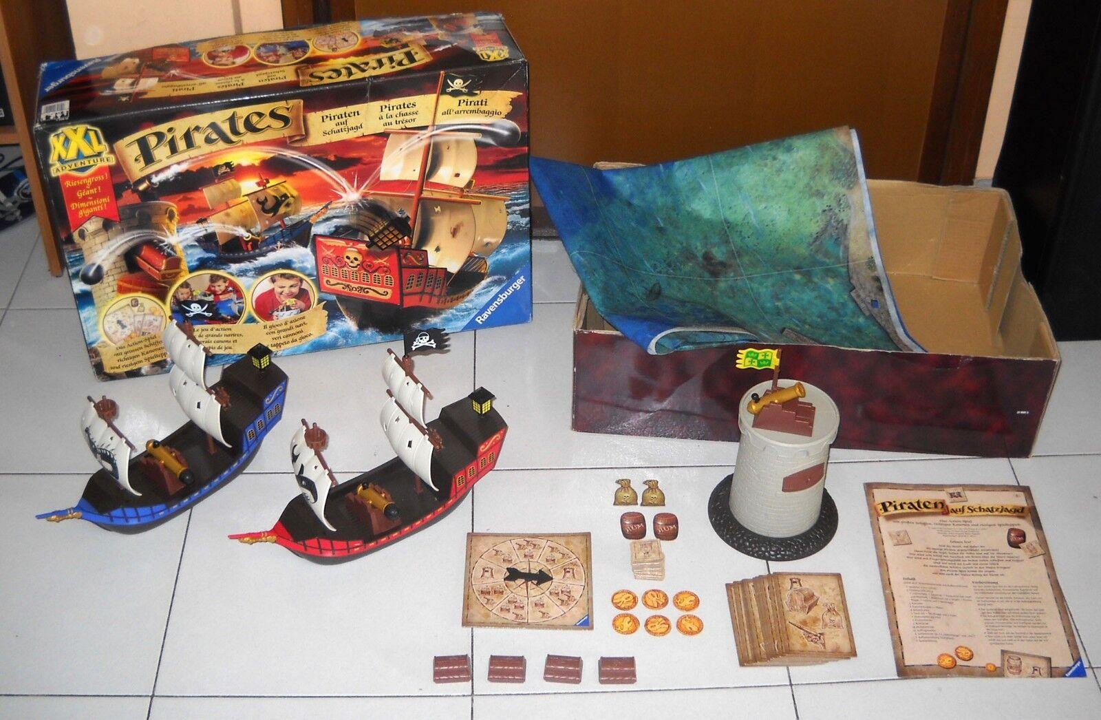 PIRATES pirates all' embarqueHommes embarqueHommes embarqueHommes t Ravensburger XXL 2006 Piraten On the high seas 4e820e