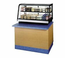Federal Industries Crb4828ss 48 Countertop Refrigerated Deli Display Case