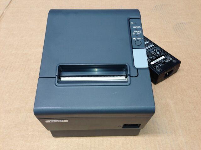Epson TM-T88V Point Of Sale (POS) USB Thermal Receipt Printer