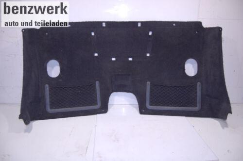 Mercedes SLK R170 Verkleidung Rückwand BOSE Teppich Nadelfilz grau 1706900741