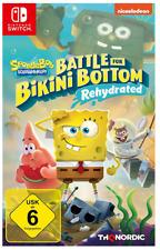 Artikelbild Spongebob Schwammkopf: Battle for Bikini Bottom Switch NEU OVP