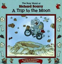 Trip to the Moon: Busy World Richard Scarry #8 Scarry, Richard Paperback