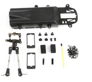 Battery  box & steering symmetric rod for 1 5 HPI Baja 5B Eletric Conversion kit