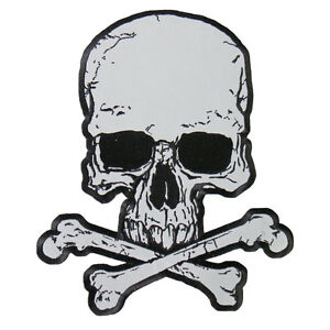 Embroidered Biker Motorcycle Back Jacket Patch Reaper ... > Transportation > Motorcycles > Motorcycle Memorabilia > Patches