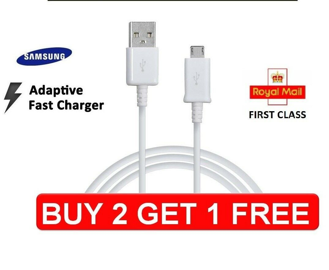 Samsung Micro Usb Charging Data Cable For Galaxy S5 Ebay Excellence Charger 2 Meter Stock Photo