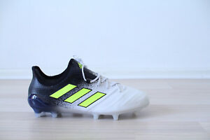 Detalles acerca de Adidas Ace 17.1 FG Leather negro blanco talla 40,41,42 s77041 nuevo & OVP mostrar título original