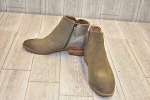 Details about Comfortiva Carrie Boots Women's Size 7.5W, Lt GreyBronze