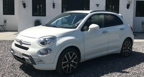 Fiat 500X, 1,4 M-Air 170 Cross Plus aut. 4x4, Benzin, aut.…