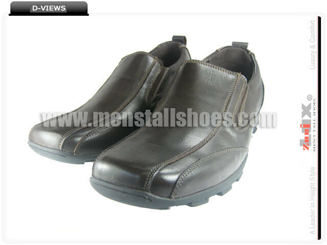 Short Uomo Tall Shoes with Built In Height 2.5 Inch Taller JOTA SC2650
