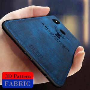 Pour-Xiaomi-mi-Melange-3-A2-8-Lite-Slim-Hybride-Souple-TPU-Cuir-Etui-Antichoc