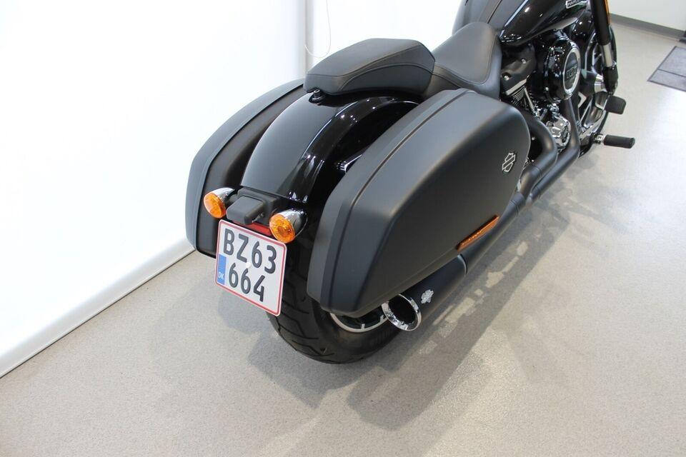 Harley-Davidson, FLSB Sport Glide, ccm 1750