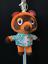 miniature 1 - Animal Crossing Gaming Tom Character Keychain Bag Purse Charm Kawaii