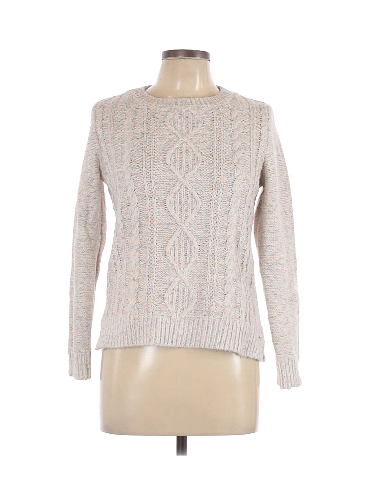 Tommy Hilfiger Women Brown Pullover Sweater M - image 1