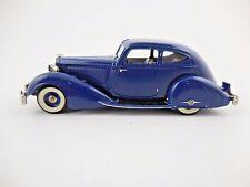 PTH Models 1934 Packard V12 1106 Blue SAMS White Metal Hand Built 1/43 England