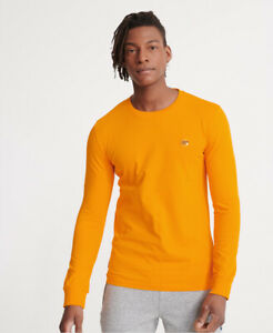 Superdry Mens Organic Cotton Collective Long Sleeved Top