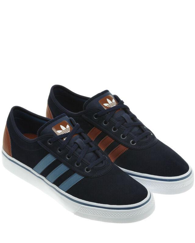 ADIDAS ADI - EASE 2  SKATE Herren TRAINERS SKATE  Schuhe Blau SUEDE UK SIZE 10.5  +  11 4e41e9