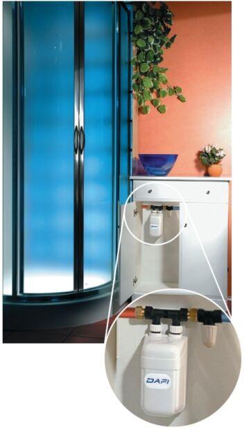 Chauffe-eau électrique instantané DAFI 7,3 kW 230V + connecteur (monophasé) !,