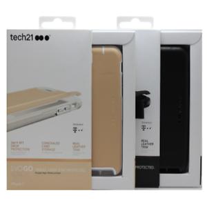 wholesale dealer c84f6 e4bc2 Authentic Tech21 Evo Go Impactology Card Folio Case Cover For iPhone ...