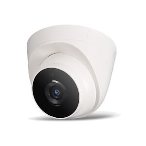 WM 2.0MP 1080P IP Camera Dome Network ONVIF  Night Vision Indoor Security ABS