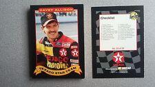 1992 Maxx Texaco Davey Allison Complete 20-Card NASCAR Auto Racing Set