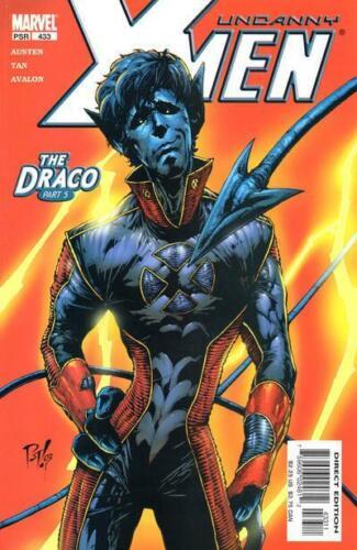 Uncanny X-Men #433