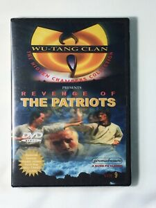 Revenge-of-the-Patriots-DVD-2001-Wu-Tang-Hidden-Chamber-Collection