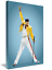 miniature 2 - Queen Freddie Mercury Framed Canvas Art Picture Print Ready To Hang