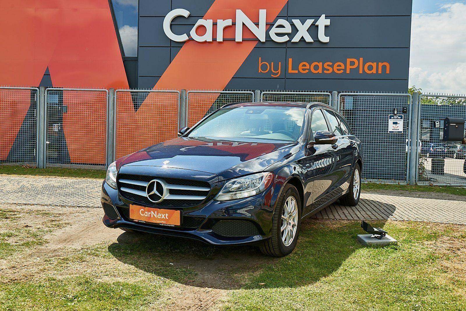 Mercedes C220 2,2 BlueTEC Business stc. 5d - 259.900 kr.