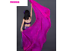 100-Rectangle-Silk-Veils-Plain-Veil-Colours-Belly-Dance miniatura 5