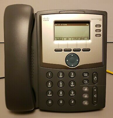 Cisco SPA303-G1 Small Business Pro 3-line IP Phone