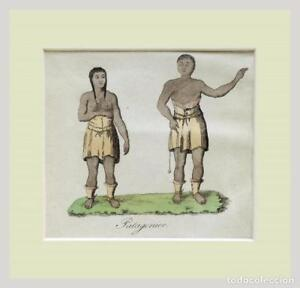 1807-ETNOGRAFIA-PATAGONES-Iluminado-a-mano-con-passepartout-doble-11