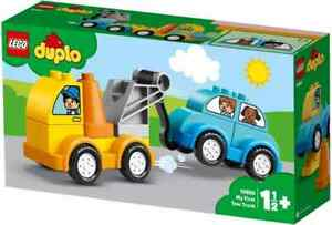 BRAND-NEW-LEGO-DUPLO-MY-FIRST-TOW-TRUCK-10883-SEALED