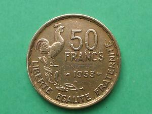 50 Francs 1953 En Quantité LimitéE