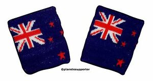 2-BRACCIALETTI-NUOVA-ZELANDA-no-Italia-sciarpa-bandiera-cappello-maglietta