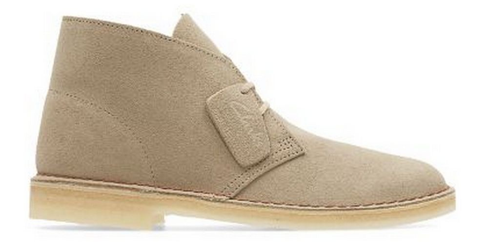 Clarks 107881 DESERT BOOT M. SAND SUEDE SUEDE SUEDE a615d1