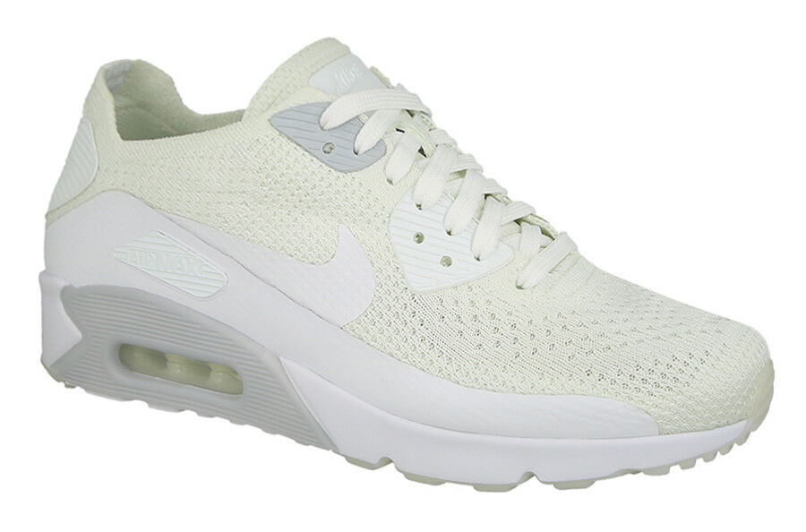 MEN'S SHOES SNEAKERS NIKE AIR MAX 90 ULTRA 2.0 FLYKNIT [875943 101]