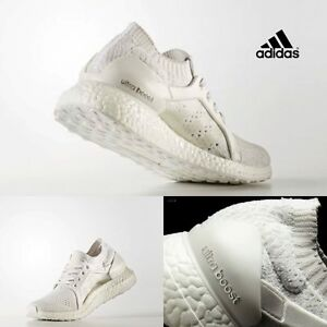 bd4fca7a79abb Adidas Women s Running Ultra Boost X Sneakers White BB3433 Size 5-11 ...