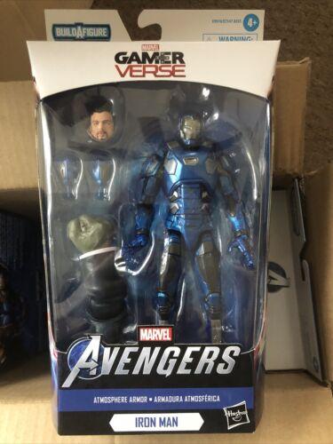 6 Inch Hulk Joe Fixit BAF Gameverse Iron  Man MIB Marvel Legends