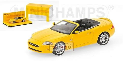 Jaguar Xk Cabriolet 2005 Minichamps 1 43 436130530 Model