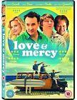 Love & Mercy DVD 2015 John Cusack Paul Dano Elizabeth Banks