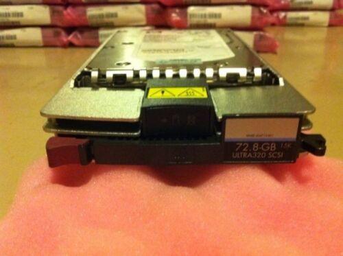 412751-014//365699-002//356914-008//321499-005//321499-002 HP 72GB 15K ULTRA 320 HD