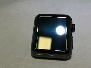 Apple-Watch-Stainless-Steel-Series-2-38mm-Space-Black-As-Is-Will-Not-Pair