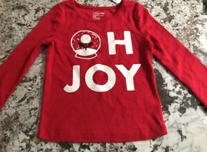 image is loading nwt baby gap toddler girl christmas shirt size