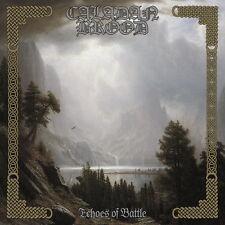 Caladan Brood - Echoes of Battle, CD NEW - EPIC MILESTONE!!! SUMMONING SOJOURNER