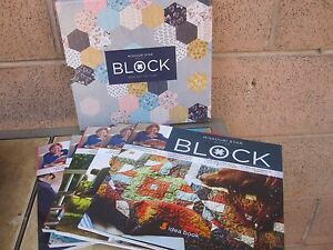 2016-Magazine-Box-Set-MSQC-BLOCK-COLLECTOR-039-S-SET-by-Missouri-Star-Quilt-Co