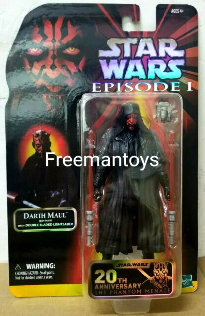 """VC 86 Star Wars Action Figure of DARTH MAUL Vintage Card 3.75/"""""""