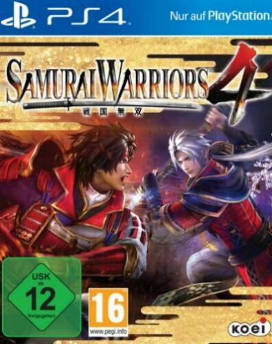 1 von 1 - Playstation 4 Samurai Warriors 4 NEU