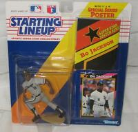 4 Starting Lineup Bo Jackson 8 Chicago White Sox Action Figure