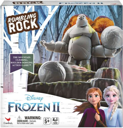 Disney Frozen 2 Rumbling Rock Game for Kids and Families