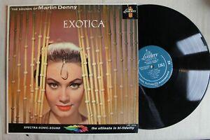 Martin-Denny-Exotica-Liberty-LRP-3034-Vinyl-LP
